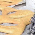 Fougasse (una focaccia provenzale)