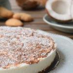 Raw Cheesecake cocco e cioccolato