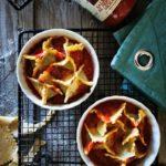 Fagottini gratinati alla Salsa Bio di Pomodoro Siccagno al peperoncino