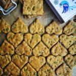 Knackebrod, crackers di segale e semi